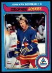 1979 Topps #96  John Van Boxmeer  Front Thumbnail
