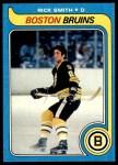 1979 Topps #59  Rick Smith  Front Thumbnail