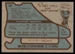 1979 Topps #38  Wayne Stephenson  Back Thumbnail