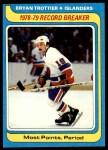 1979 Topps #165   -  Bryan Trottier  Record Breaker Front Thumbnail