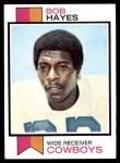 1973 Topps #274  Bob Hayes  Front Thumbnail