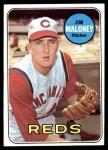 1969 Topps #362  Jim Maloney  Front Thumbnail