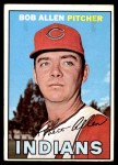 1967 Topps #24  Bob Allen  Front Thumbnail