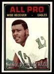 1974 Topps #121   -  Harold Carmichael All-Pro Front Thumbnail