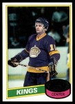 1980 Topps #20  Marcel Dionne  Front Thumbnail
