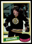 1980 Topps #220  Peter McNab  Front Thumbnail