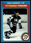 1979 Topps #58  Ross Lonsberry  Front Thumbnail