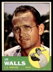 1963 Topps #11  Lee Walls  Front Thumbnail