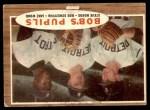 1962 Topps #72   -  Steve Boros / Bob Scheffing / Jake Wood Bob's Pupils Front Thumbnail