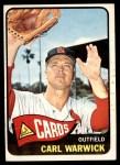 1965 Topps #357  Carl Warwick  Front Thumbnail