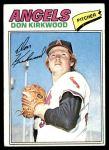 1977 Topps #519  Don Kirkwood  Front Thumbnail