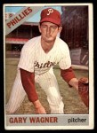 1966 Topps #151  Gary Wagner  Front Thumbnail