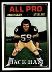 1974 Topps #137   -  Jack Ham All-Pro Front Thumbnail