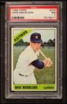 1966 Topps #576  Dave Nicholson  Front Thumbnail