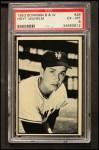 1953 Bowman B&W #28  Hoyt Wilhelm  Front Thumbnail