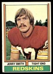1974 Topps #6 ONE Jerry Smith  Front Thumbnail