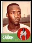 1963 Topps #292  Pumpsie Green  Front Thumbnail