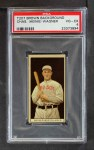 1912 T207 CAR Heinie Wagner    Front Thumbnail