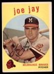 1959 Topps #273  Joey Jay  Front Thumbnail