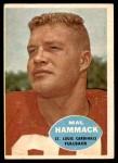 1960 Topps #104  Mal Hammack  Front Thumbnail