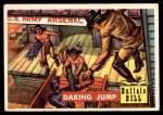 1956 Topps Round Up #26   -  Buffalo Bill Daring Jump Front Thumbnail