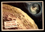 1954 Topps Scoop #138   Radar Beam Reaches Moon Front Thumbnail