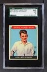 1933 Goudey Sport Kings #23  Vincent Richards   Front Thumbnail