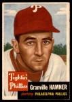 1953 Topps #146  Granny Hamner  Front Thumbnail