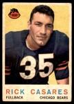 1959 Topps #120  Rick Casares  Front Thumbnail