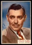 1953 Topps Who-Z-At Star #39  Clark Gable  Front Thumbnail