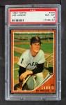 1962 Topps #540  Jim Landis  Front Thumbnail