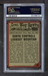 1962 Topps Civil War News #56   Burst of Fire Back Thumbnail