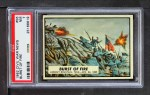 1962 Topps Civil War News #56   Burst of Fire Front Thumbnail