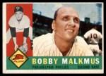 1960 Topps #251  Bobby Malkmus  Front Thumbnail