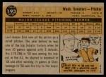 1960 Topps #193  Dick Hyde  Back Thumbnail