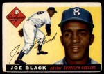 1955 Topps #156  Joe Black  Front Thumbnail