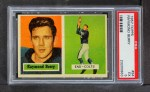 1957 Topps #94  Raymond Berry  Front Thumbnail