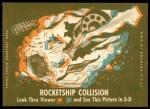 1963 Topps Astronauts 3D #52   -  Gordon Cooper Astronaut Gordon Cooper Back Thumbnail