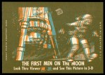 1963 Topps Astronauts 3D #18   -  Gus Grissom Astronaut Virgil Grissom Back Thumbnail