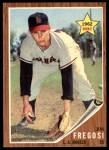 1962 Topps #209  Jim Fregosi  Front Thumbnail
