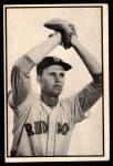 1953 Bowman B&W #2  Willard Nixon  Front Thumbnail