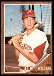 1962 Topps #328  Ken Walters  Front Thumbnail