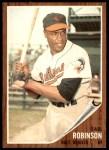 1962 Topps #272  Earl Robinson  Front Thumbnail