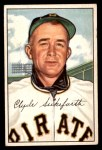 1952 Bowman #227  Clyde Sukeforth  Front Thumbnail