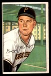 1952 Bowman #243  Red Munger  Front Thumbnail