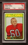 1972 Topps #309  Tommy Nobis  Front Thumbnail