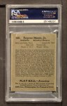 1939 Play Ball #160  Gene Moore  Back Thumbnail