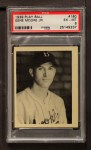 1939 Play Ball #160  Gene Moore  Front Thumbnail