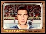 1966 Topps #19  Bob Pulford  Front Thumbnail