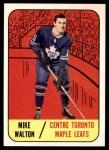 1967 Topps #15  Mike Walton  Front Thumbnail
